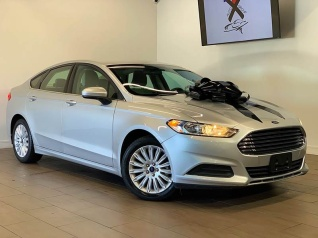 2017 Ford Fusion Se Fwd For In Houston Tx