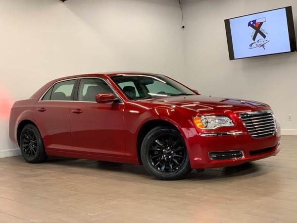 2012 Chrysler 300 in Houston, TX