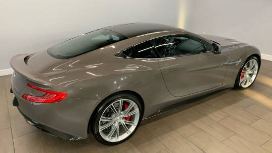 2014 Aston Martin Vanquish Coupe For Sale In Houston Tx Truecar