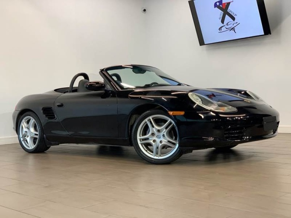 2004 Porsche Boxster in Houston, TX