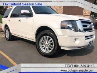 Ford Expedition Limited Rwd For Sale In Salt Lake City Ut