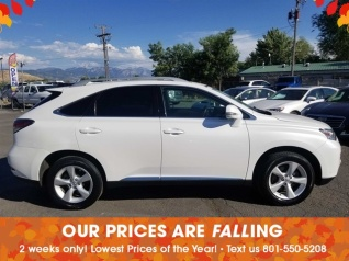 Used 2015 Lexus RX RX 350 AWD For Sale In Salt Lake City, UT