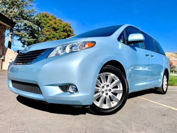 2015 Toyota Sienna in Salt Lake City, UT