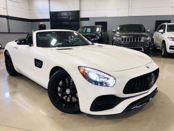 2018 Mercedes-Benz AMG GT in Austin, TX
