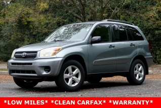 Used 2005 Toyota RAV4 FWD Automatic For Sale In Richmond, VA