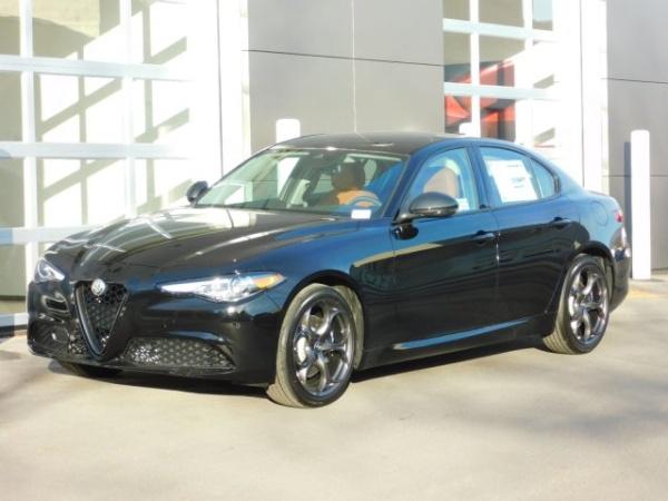 2019 Alfa Romeo Giulia AWD