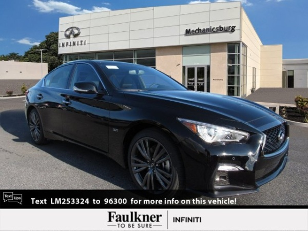 2020 INFINITI Q50 in Mechanicsburg, PA