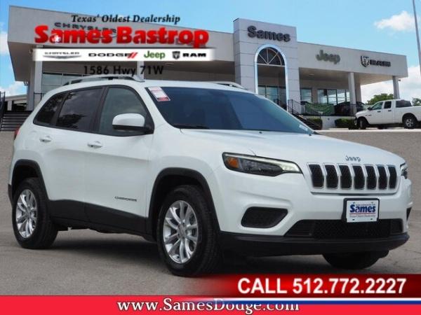 2020 Jeep Cherokee in Cedar Creek, TX