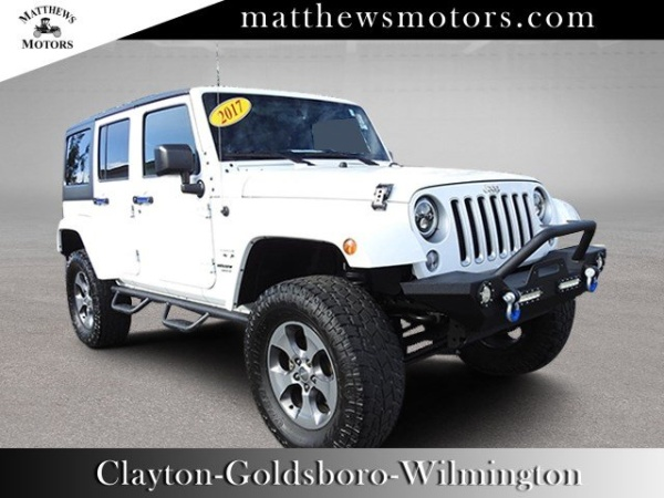 2017 Jeep Wrangler in Wilmington, NC