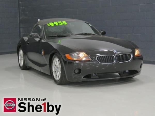 2003 BMW Z4 in Shelby, NC