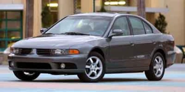 2003 Mitsubishi Galant LS