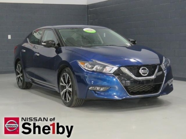 2018 Nissan Maxima in Shelby, NC