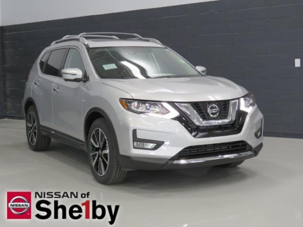 2019 Nissan Rogue in Shelby, NC
