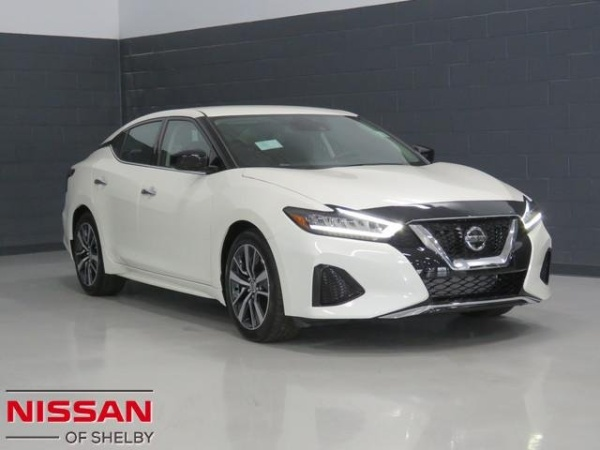2020 Nissan Maxima in Shelby, NC