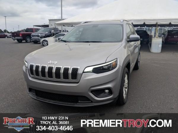2019 Jeep Cherokee in Troy, AL