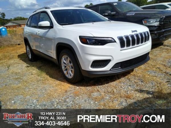 2020 Jeep Cherokee in Troy, AL