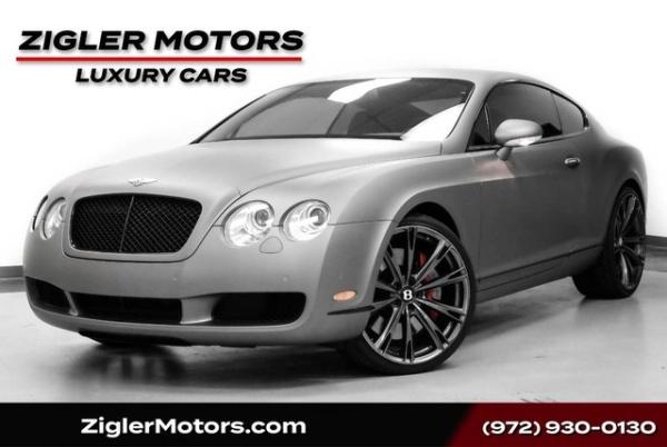 2007 Bentley Continental GT in Addison, TX