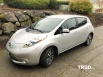 2015 Nissan LEAF SL for Sale in Los Angeles, CA