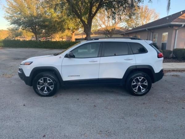 2017 Jeep Cherokee in Ocala, FL