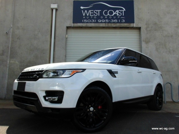 2016 Land Rover Range Rover Sport in Portland, OR