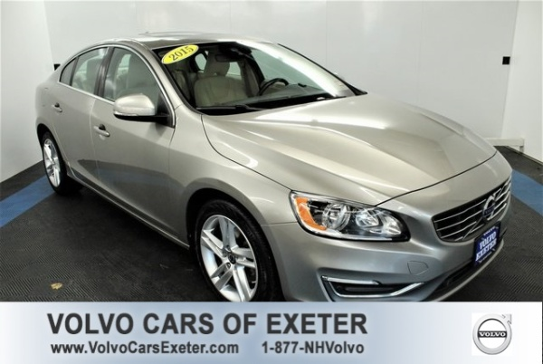 2015 Volvo S60 in Exeter, NH