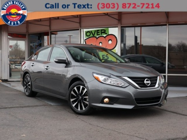 2018 Nissan Altima in Lakewood, CO