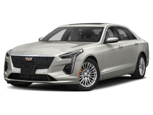 2019 Cadillac CT6 Premium Luxury