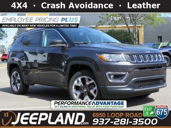 2020 Jeep Compass in Centerville, OH