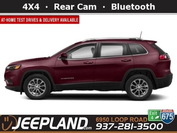 2020 Jeep Cherokee in Centerville, OH