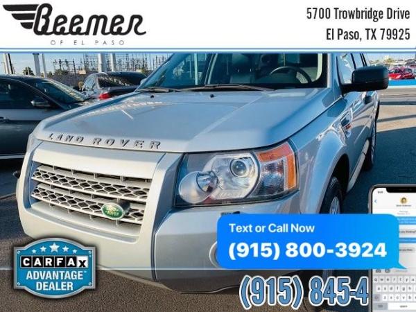 2008 Land Rover LR2 in El Paso, TX