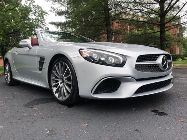 2018 Mercedes-Benz SL in Louisville, KY