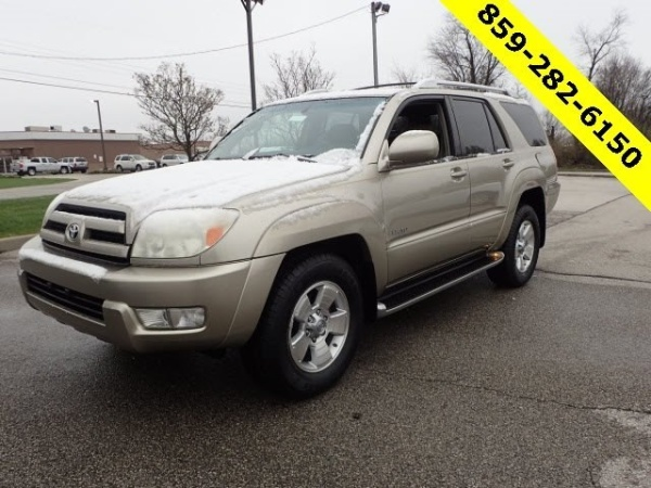 used toyota 4runner for sale in dayton oh u s news world report. Black Bedroom Furniture Sets. Home Design Ideas