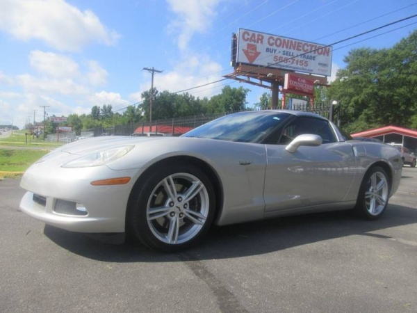 2007 chevrolet corvette corvette coupe for sale in little rock ar truecar. Black Bedroom Furniture Sets. Home Design Ideas
