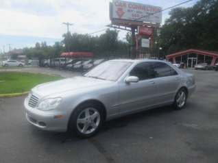 Used 2006 Mercedes Benz S Class S 500 Sedan RWD For Sale In Little