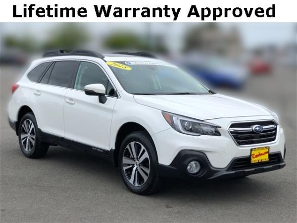 2018 Subaru Outback Reliability - Consumer Reports