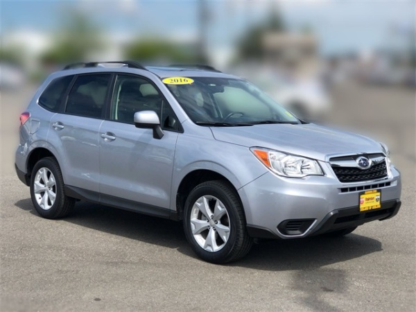 2016 Subaru Forester Owner Satisfaction - Consumer Reports