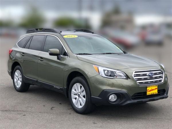 2015 Subaru Outback Reliability - Consumer Reports