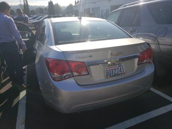 2014 Chevrolet Cruze Reliability - Consumer Reports