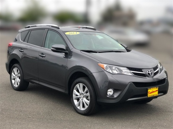 2014 Toyota RAV4 Reviews, Ratings, Prices - Consumer Reports