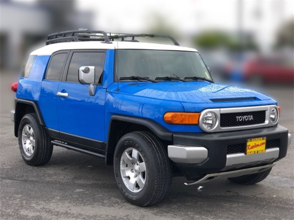 2007 Toyota FJ Cruiser Reviews, Ratings, Prices - Consumer