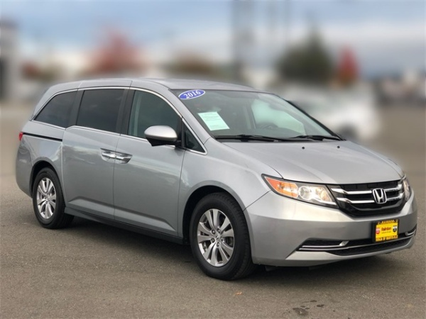 2016 Honda Odyssey in Auburn, WA