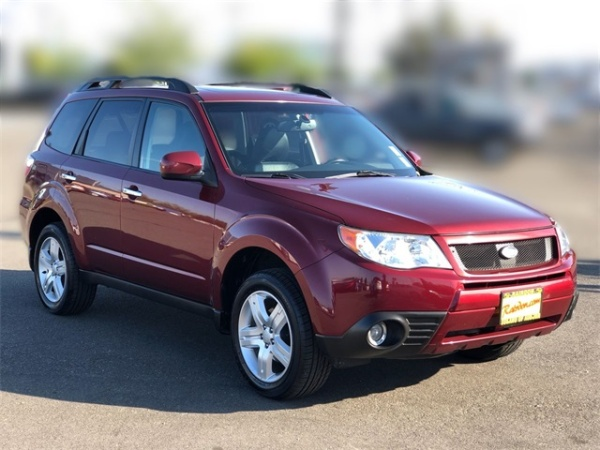 2009 Subaru Forester Reviews, Ratings, Prices - Consumer Reports
