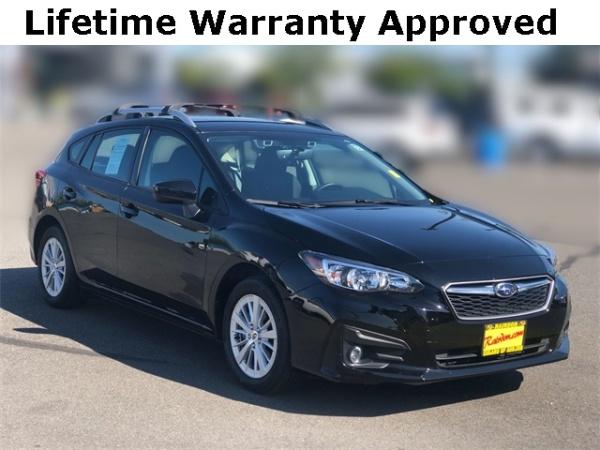 2017 Subaru Impreza Reviews, Ratings, Prices - Consumer Reports