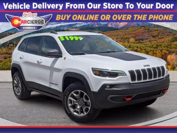 2020 Jeep Cherokee in Glenwood Springs, CO