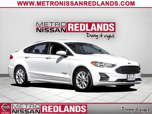 2019 Ford Fusion in Redlands, CA
