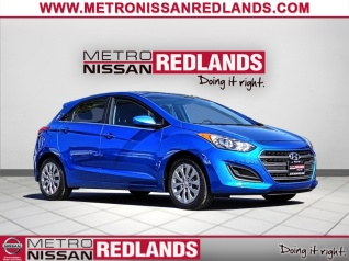 2017 Hyundai Elantra Gt Hatchback Automatic For In Redlands Ca