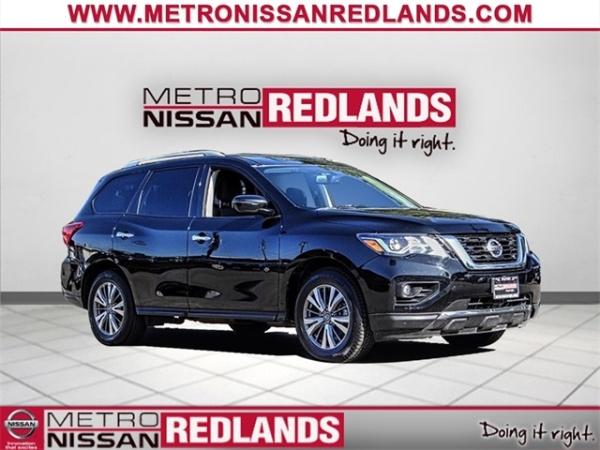 2019 Nissan Pathfinder in Redlands, CA