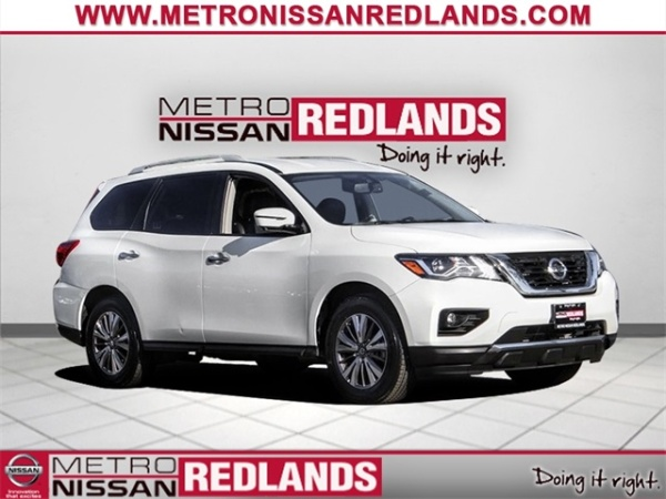 2019 Nissan Pathfinder in Redlands, CA