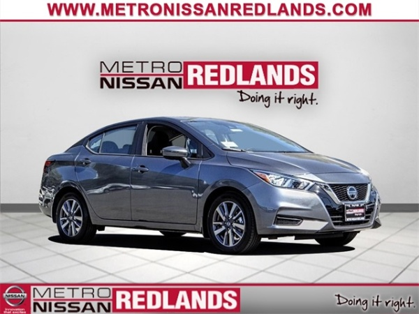 2020 Nissan Versa in Redlands, CA