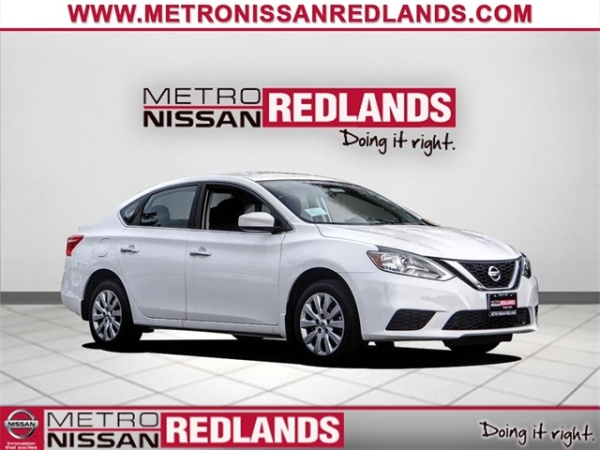 2019 Nissan Sentra in Redlands, CA